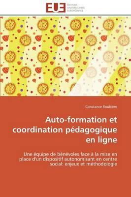 Auto-Formation Et Coordination P�dagogique En Ligne - Omn.Univ.Europ. (Paperback)