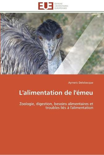 L'Alimentation de l' meu - Omn.Univ.Europ. (Paperback)
