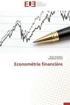 Econom trie Financi re - Omn.Univ.Europ. (Paperback)