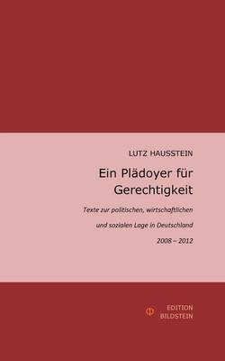 Ein PL Doyer Fur Gerechtigkeit (Paperback)