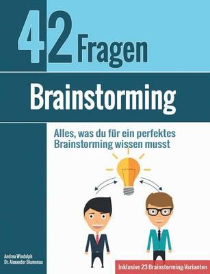 Brainstorming (Paperback)