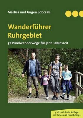 Wanderf Hrer Ruhrgebiet (Paperback)