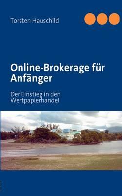 Online-Brokerage Fur Anfanger (Paperback)