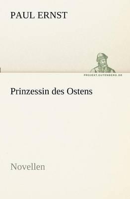 Prinzessin Des Ostens (Paperback)