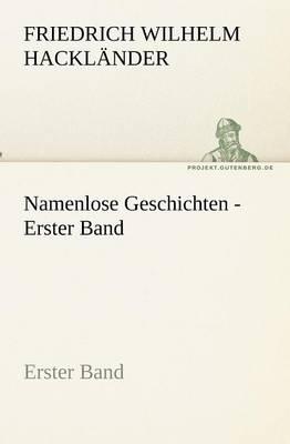 Namenlose Geschichten - Erster Band (Paperback)