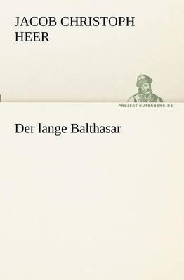 Der Lange Balthasar (Paperback)