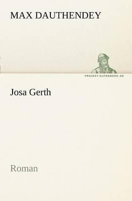 Josa Gerth (Paperback)
