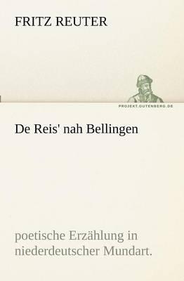 de Reis' Nah Bellingen (Paperback)