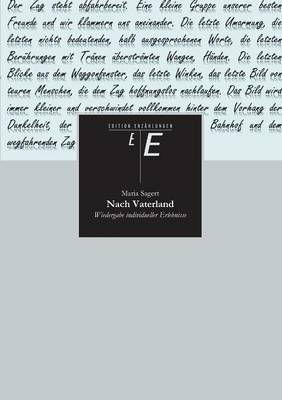 Nach Vaterland (Paperback)