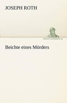 Beichte Eines Morders (Paperback)