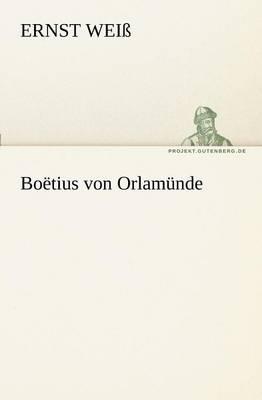 Boetius Von Orlamunde (Paperback)