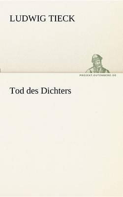 Tod Des Dichters (Paperback)