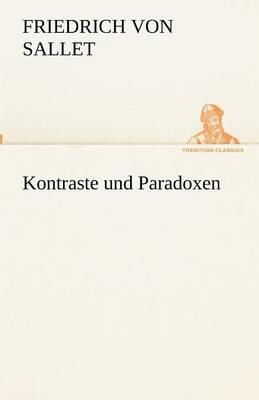 Kontraste Und Paradoxen (Paperback)