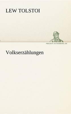 Volkserzahlungen (Paperback)