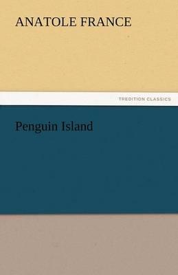 Penguin Island (Paperback)