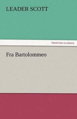 Fra Bartolommeo (Paperback)