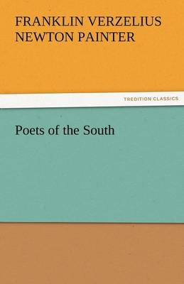 Poets of the South (Paperback)