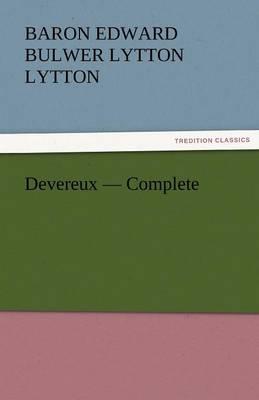Devereux - Complete (Paperback)