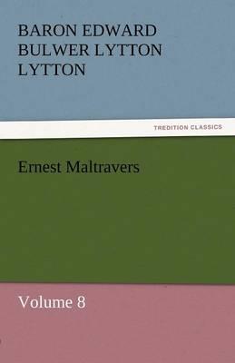 Ernest Maltravers (Paperback)