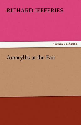 Amaryllis at the Fair (Paperback)