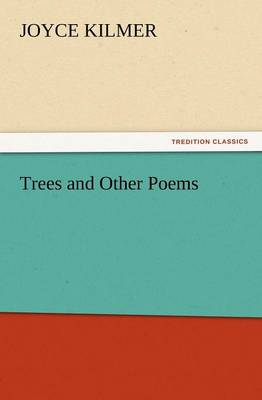 Trees and Other Poems (Paperback)