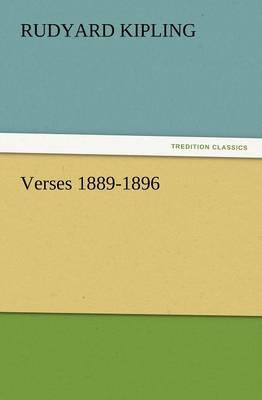 Verses 1889-1896 (Paperback)