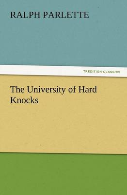 The University of Hard Knocks (Paperback)