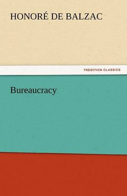 Bureaucracy (Paperback)