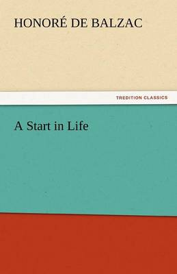 A Start in Life (Paperback)