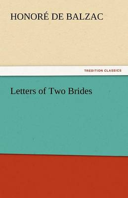 Letters of Two Brides (Paperback)