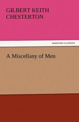 A Miscellany of Men (Paperback)
