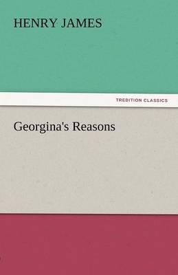 Georgina's Reasons (Paperback)