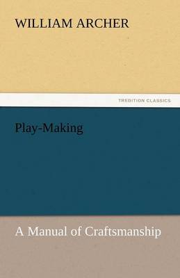 Play-Making (Paperback)