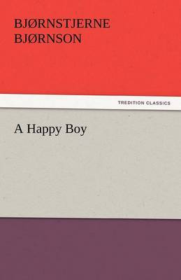 A Happy Boy (Paperback)