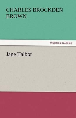 Jane Talbot (Paperback)