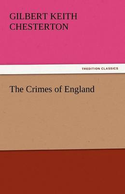The Crimes of England (Paperback)