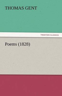 Poems (1828) (Paperback)