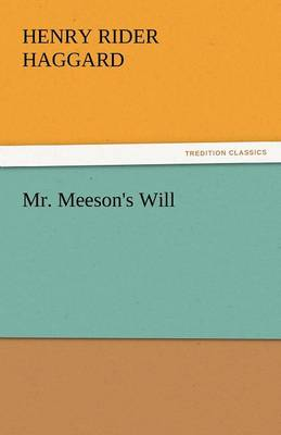 Mr. Meeson's Will (Paperback)