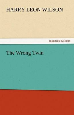 The Wrong Twin (Paperback)