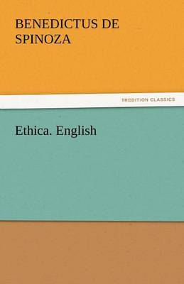 Ethica. English (Paperback)