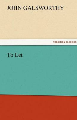 To Let (Paperback)