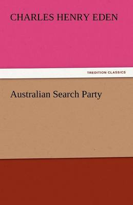 Australian Search Party (Paperback)