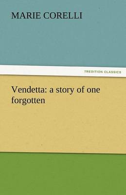 Vendetta: A Story of One Forgotten (Paperback)