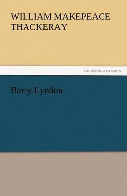 Barry Lyndon (Paperback)