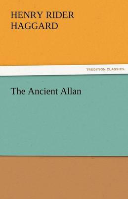 The Ancient Allan (Paperback)