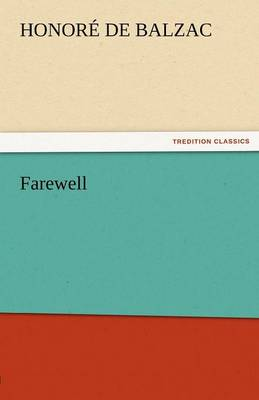 Farewell (Paperback)