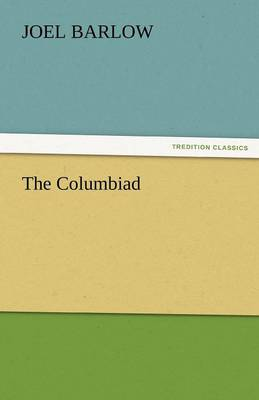 The Columbiad (Paperback)