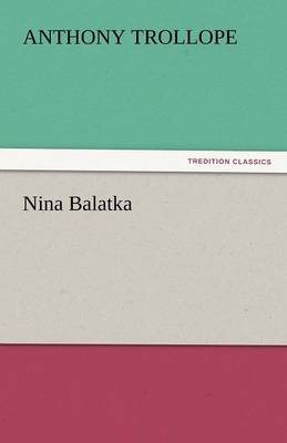 Nina Balatka (Paperback)