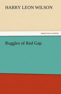 Ruggles of Red Gap (Paperback)