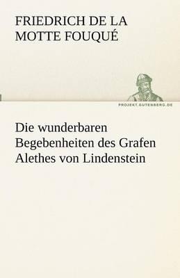 Die Wunderbaren Begebenheiten Des Grafen Alethes Von Lindenstein (Paperback)